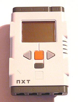 Mindstorms NXT.
