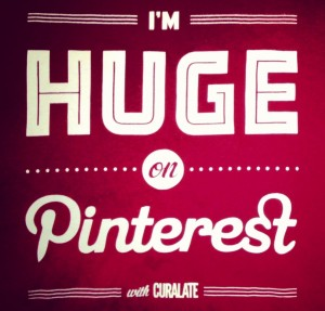 Social Media and Pinterest have a dramatic effect on branding and identity.
