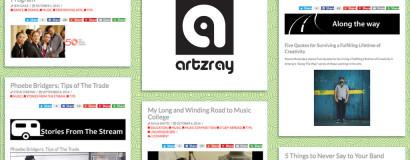 Content Strategy – Artzray
