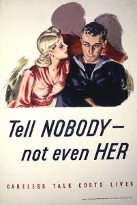 Old War Poster