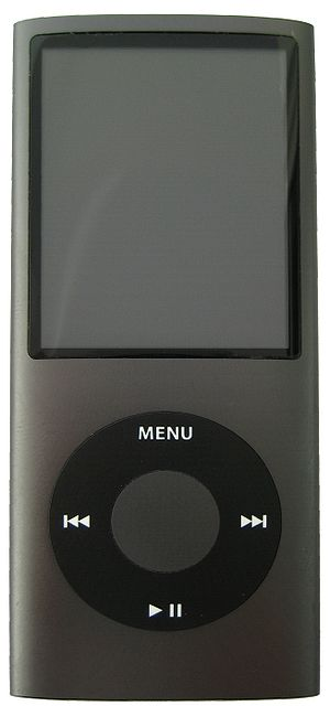 iPod nano (4th generation)
