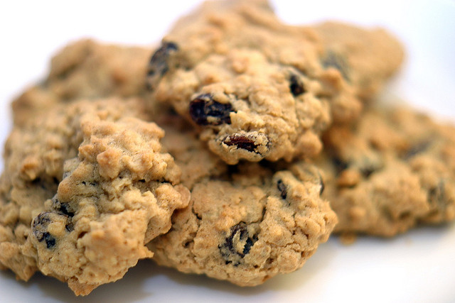 Oatmeal Cookie, Photo Credit Dyanna Hyde