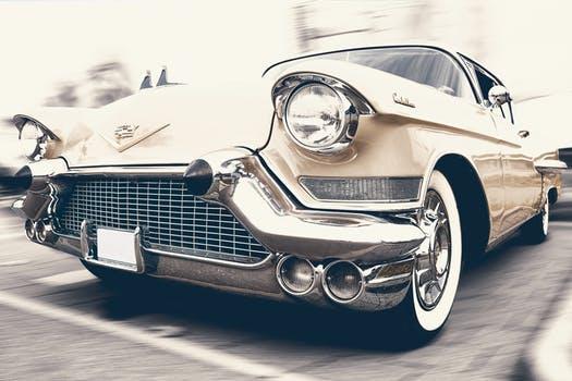 Classic Car Post 8